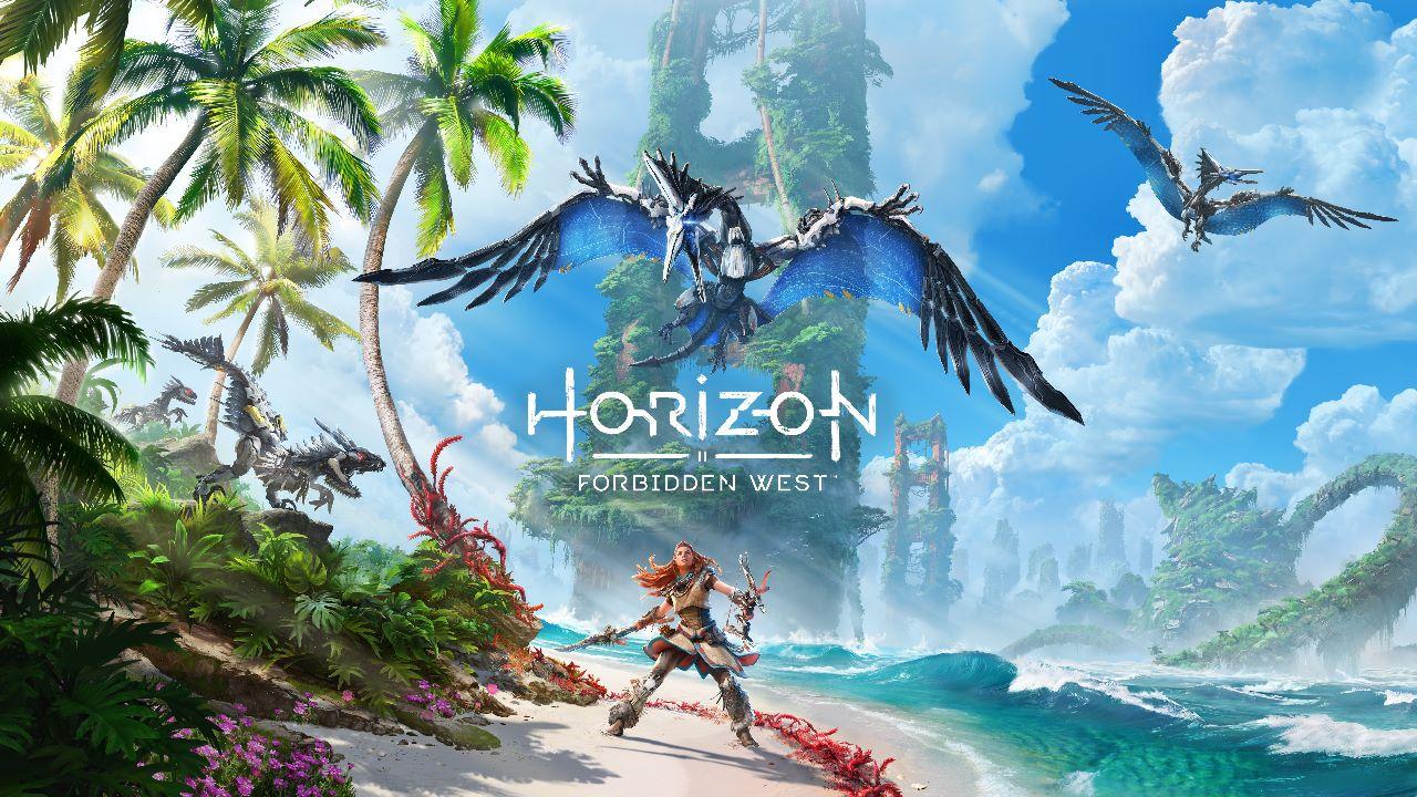 Horizon Forbidden West: presentazione gameplay
