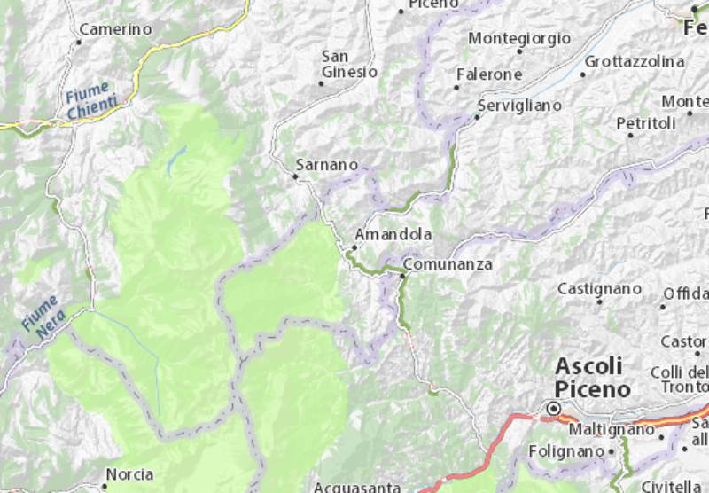 Forte scossa di terremoto nelle Marche, la gente svegliata nella notte