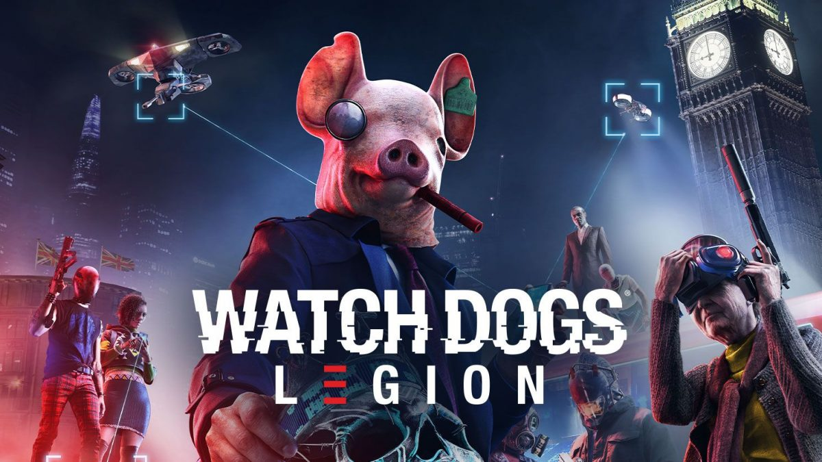 Watch Dogs: Legion nella resistenza stormzy e aiden pearce