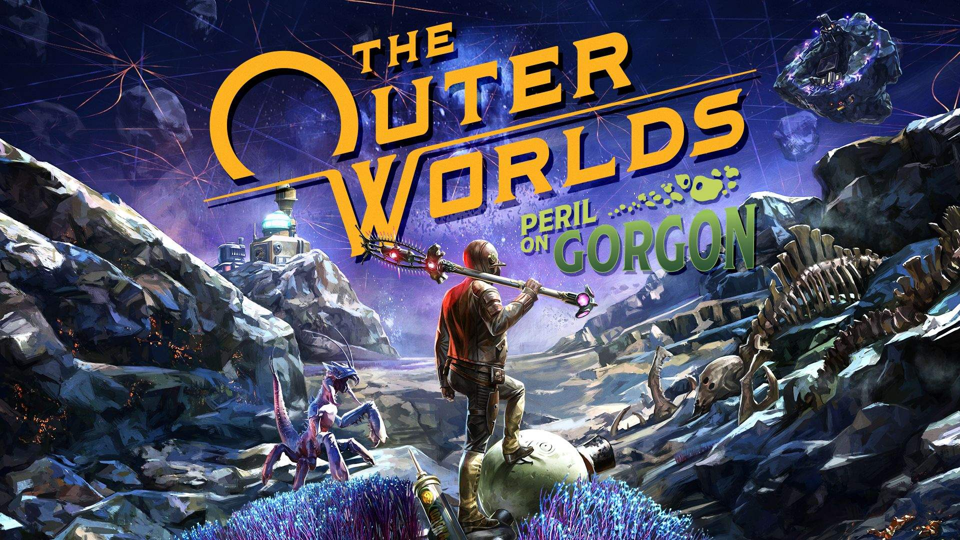 The Outer Worlds: Pericolo su Gorgone disponibile per Nintendo Switch