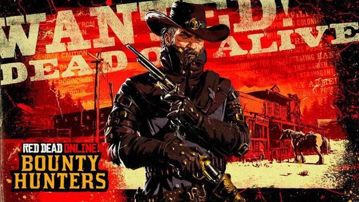 Red Dead Online: la licenza da cacciatore di taglie II disponibile