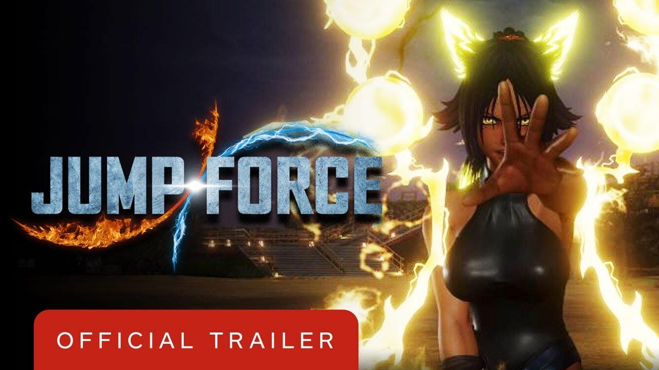 Jump Force - Yoruichi Release Date Trailer