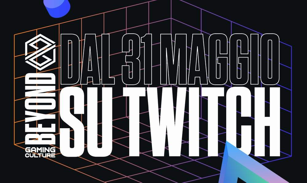 NASCE BEYOND PG: IL NUOVO CANALE TWITCH DEDICATO AL GAMING