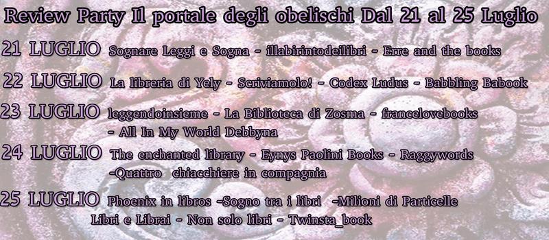 """Review Party """"Il portale degli obelischi- La terra spezzata"""" di N.K. Jemisin"""