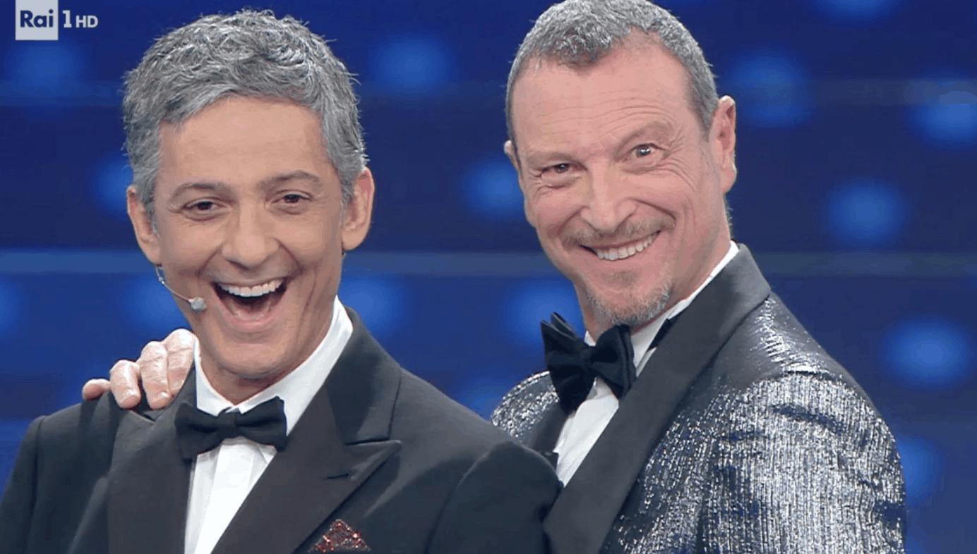 Sanremo 2021 Fiorello anche senza Amadeus. Le canzoni in gara.