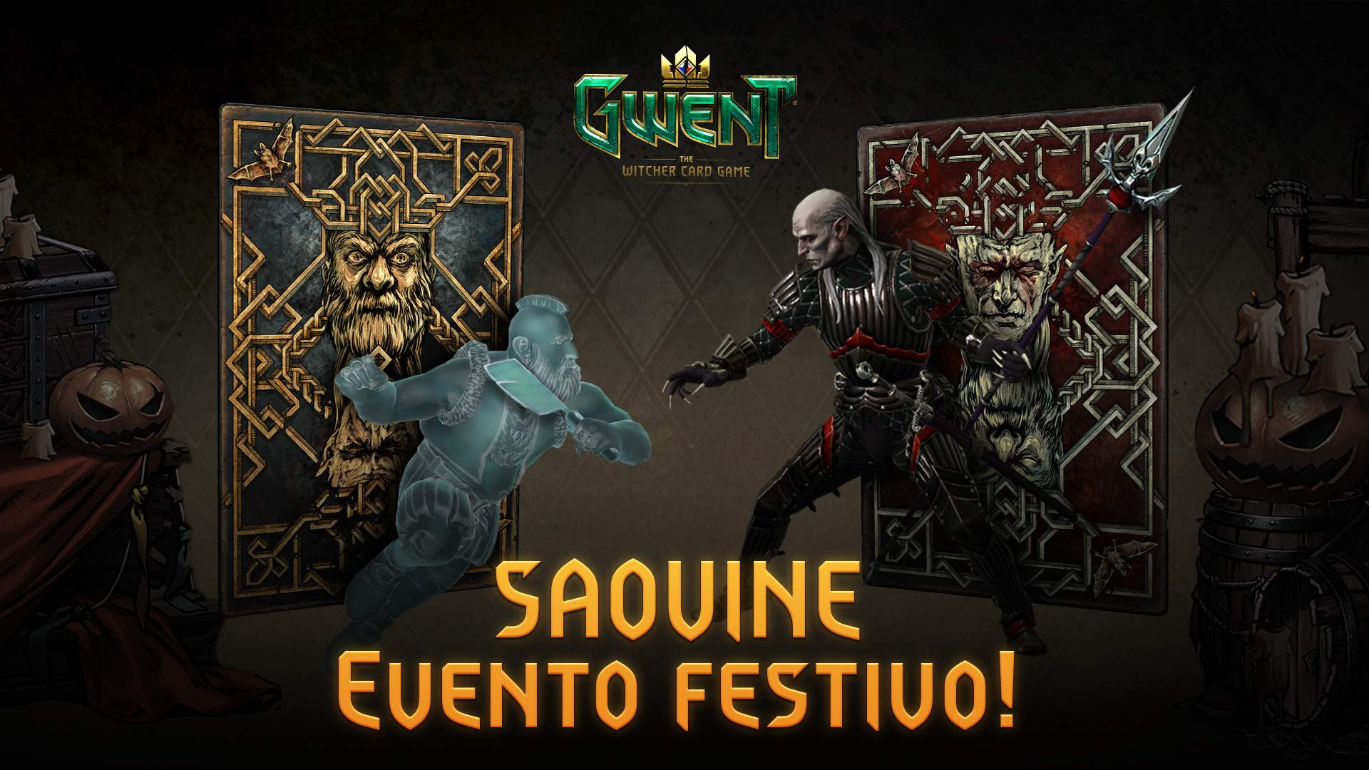 L'evento festivo GWENT Saovine è iniziato