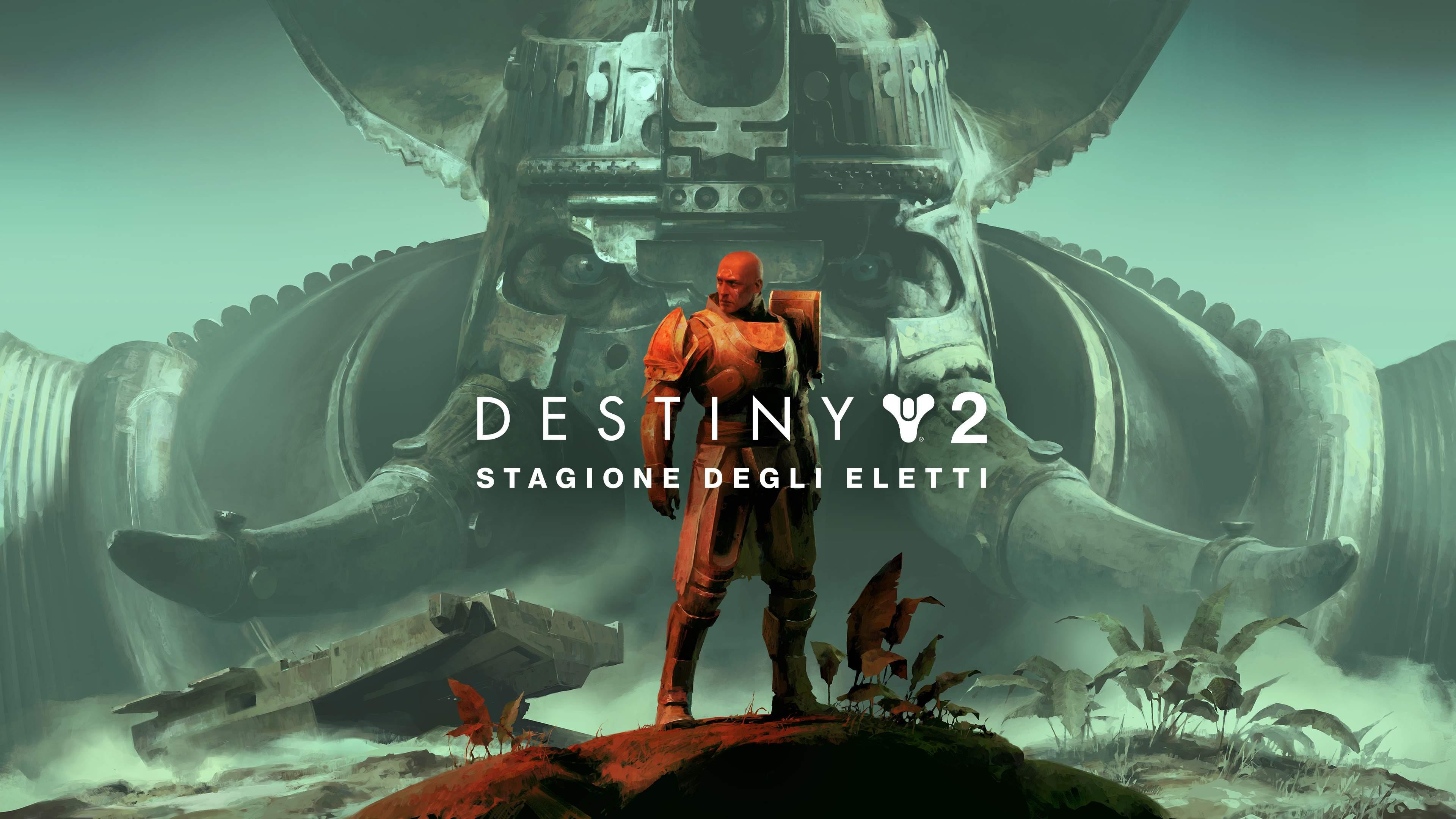Bungie: Destiny 2 la Stagione degli Eletti arriva a febbraio