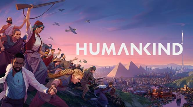 HUMANKIND -  nuovo trailer Lucy ai Game Awards