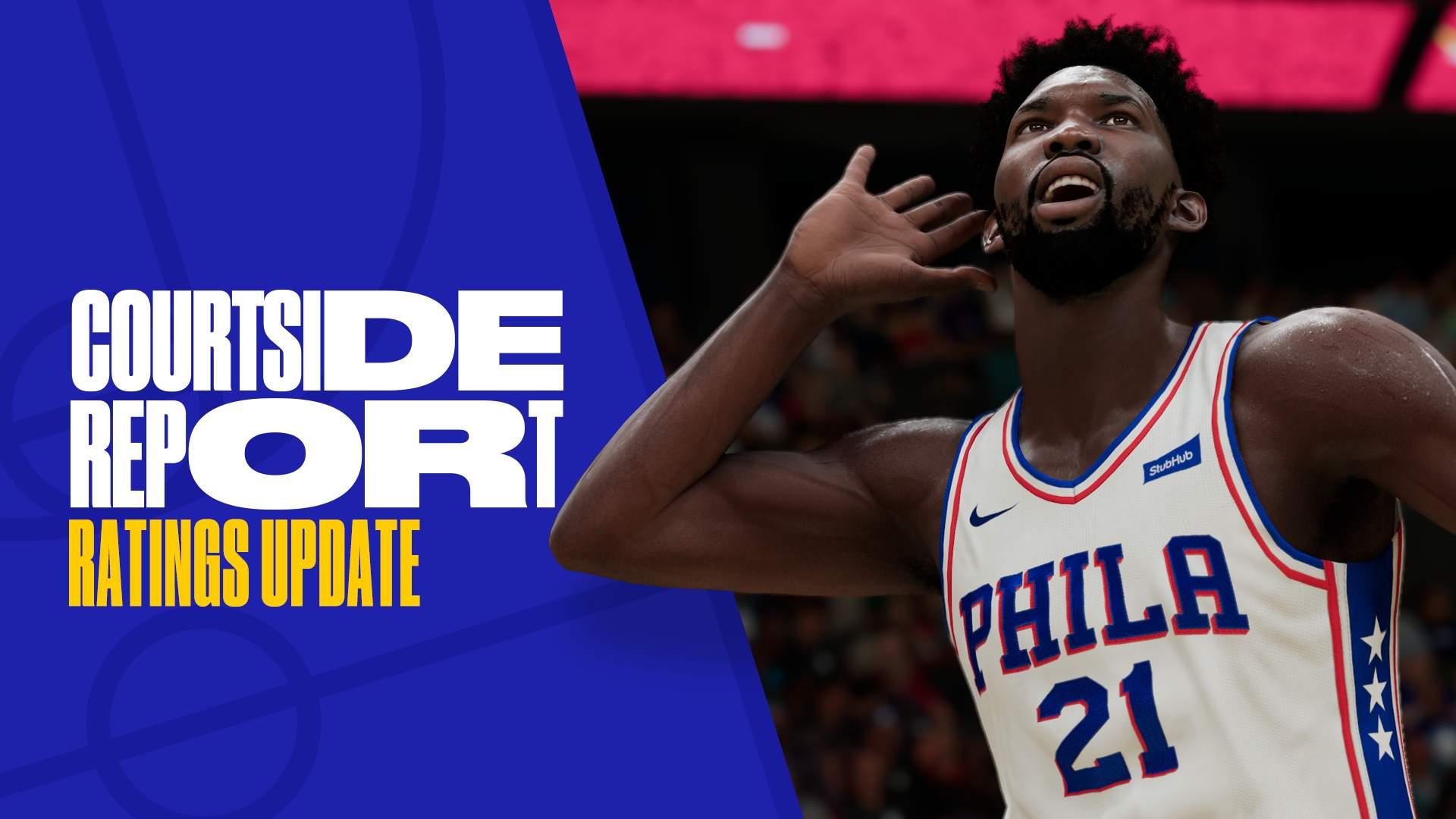 2K ha rilasciato gli aggiornamenti dei ratings di NBA 2K21