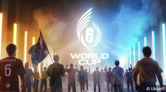 RAINBOW SIX SIEGE: PRIMA WORLD CUP