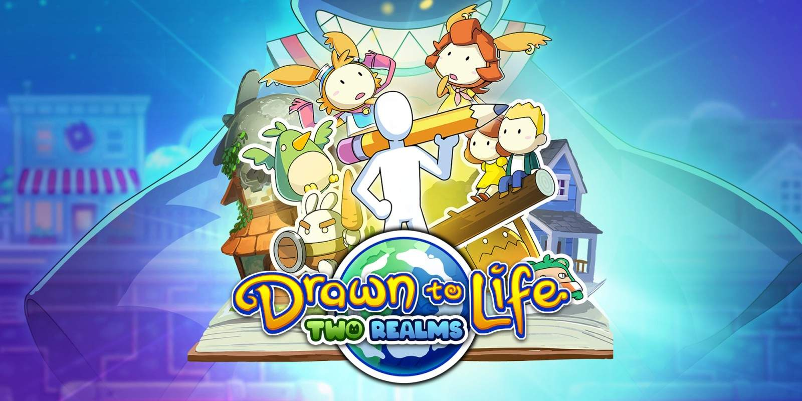 Drawn To Life: Two Realms - DLC gratuito per Nintendo Switch