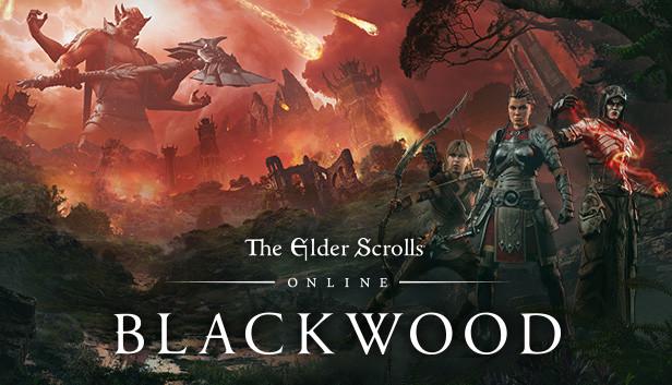 The Elder Scrolls Online Blackwood disponibile ora su PC