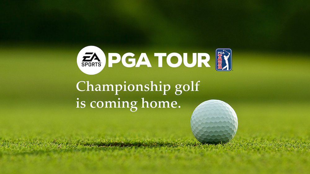 EA ANNUNCIA SPORTS PGA TOUR NEXT- GEN