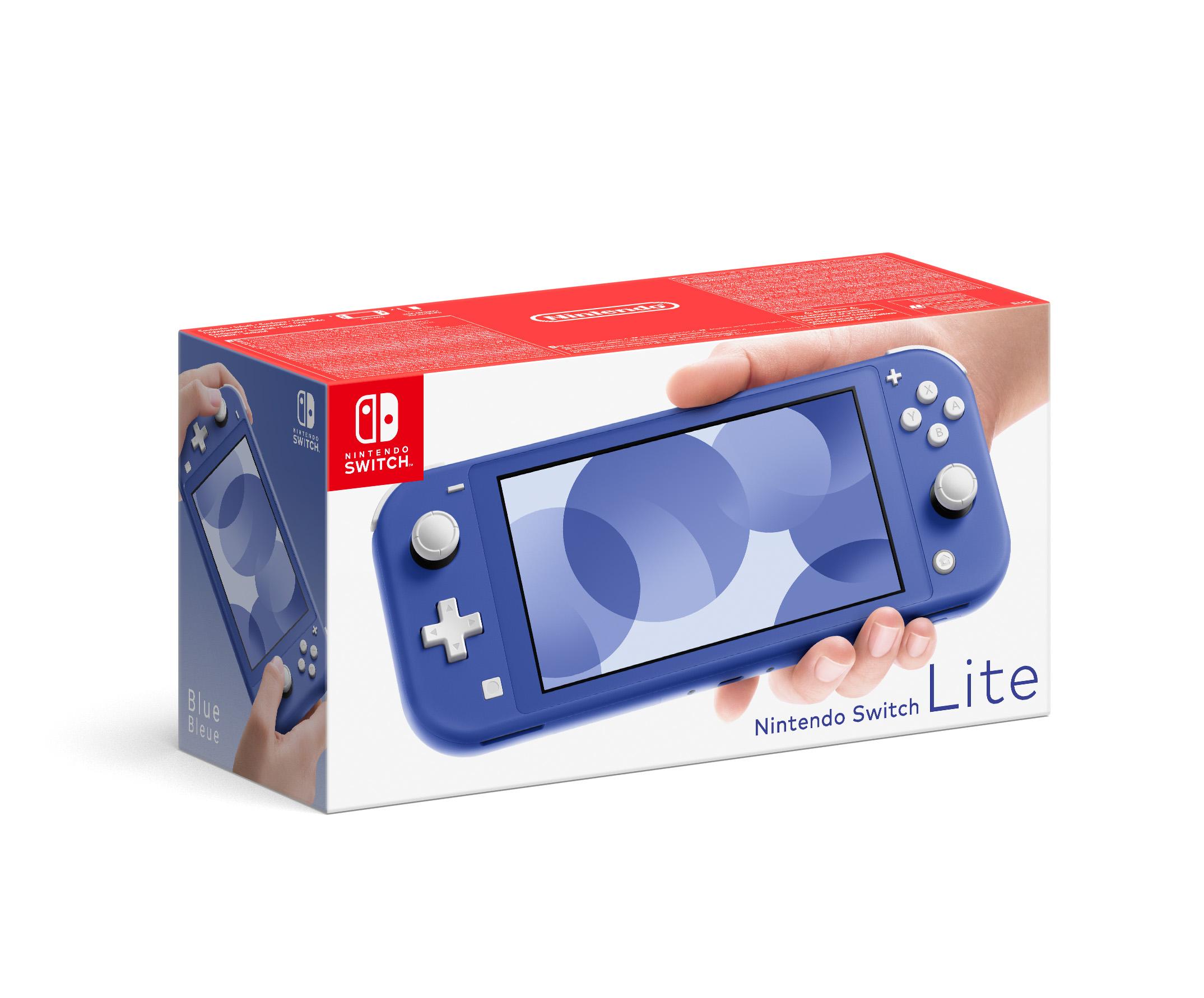 Nintendo: nuovo colore per Switch Lite