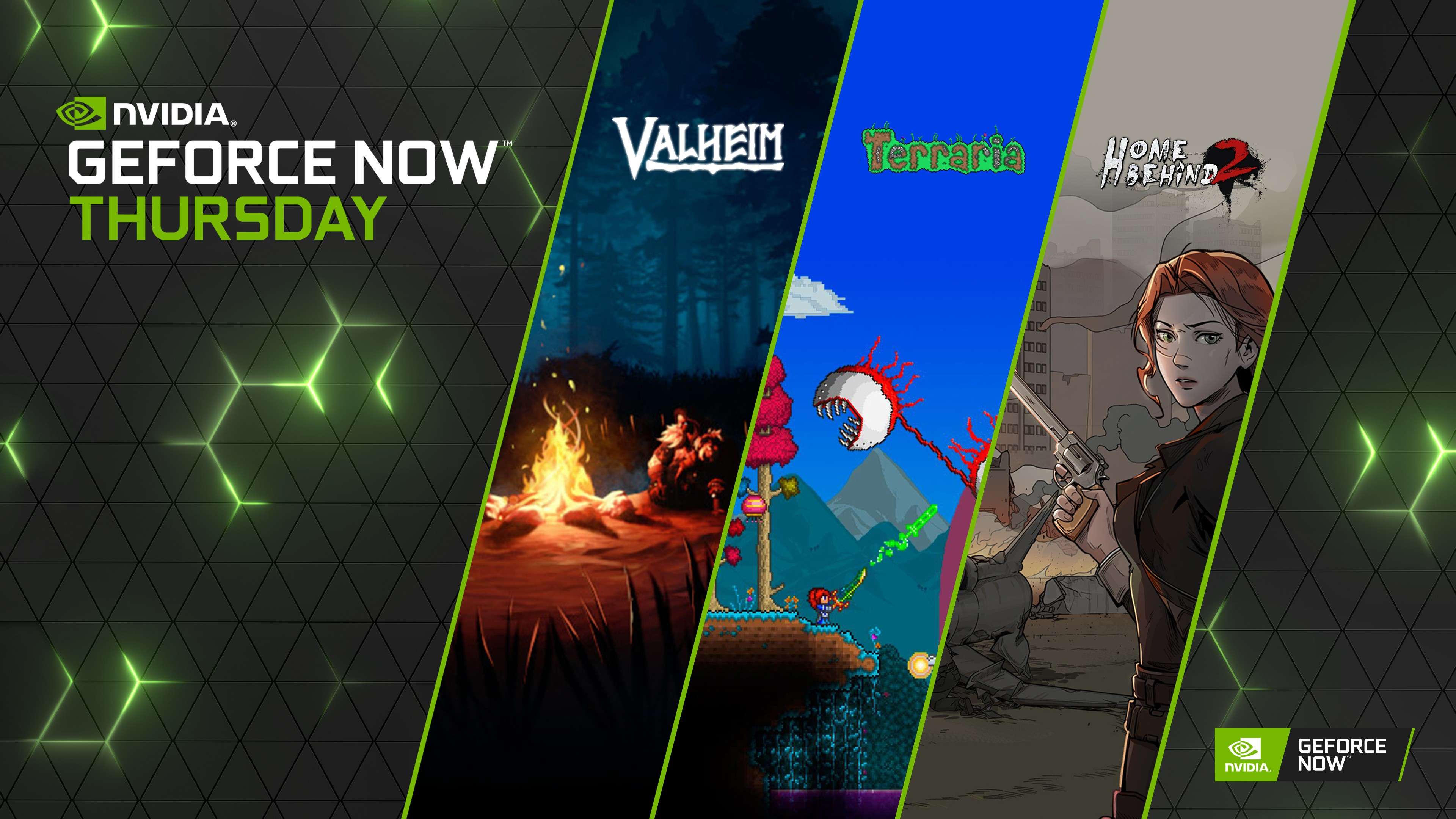 NVIDIA: GeForce NOW celebra l'indie