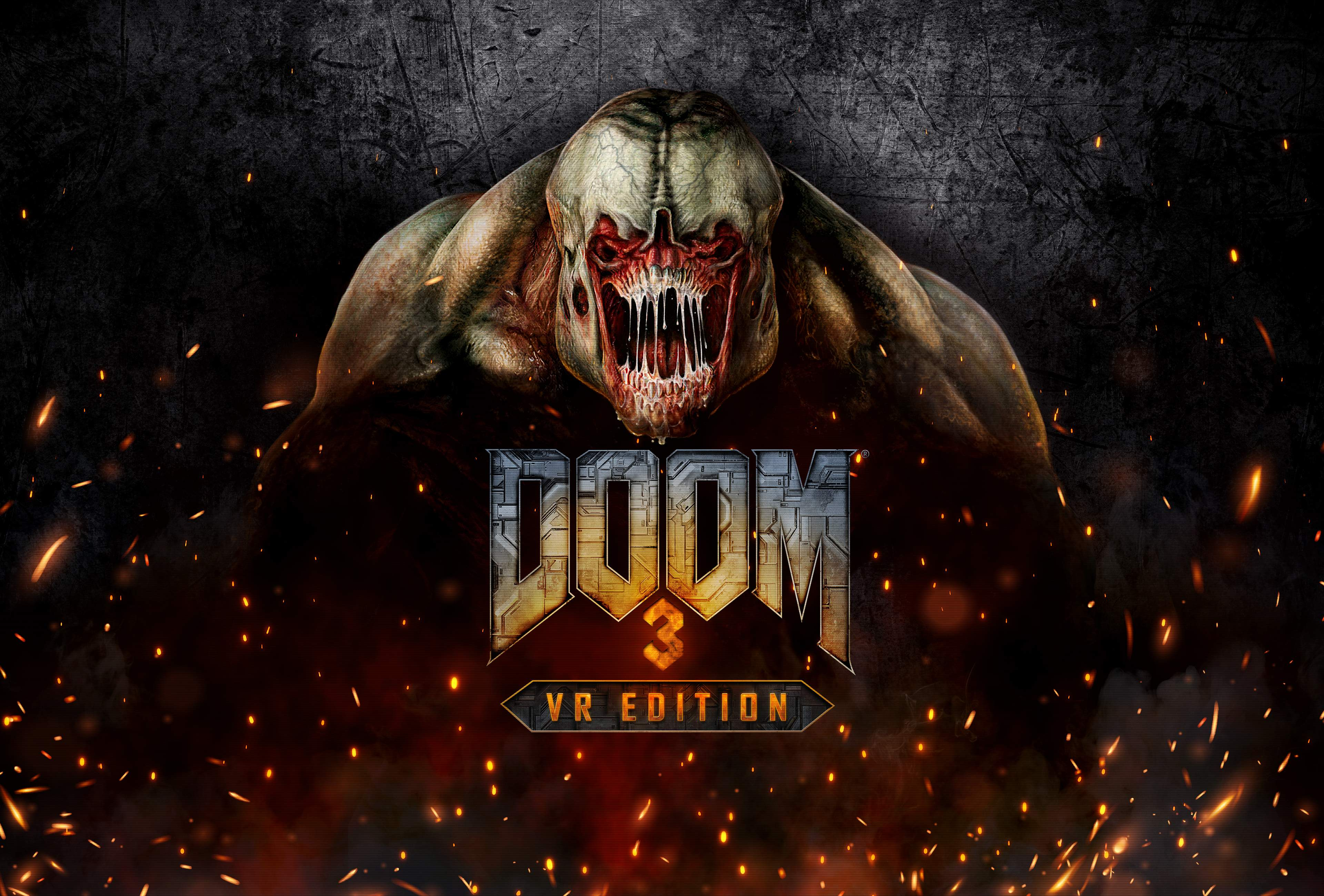 DOOM 3 VR Edition su PlayStation VR a marzo