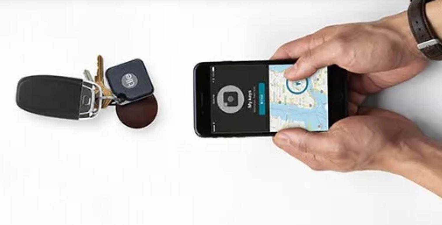 I dispositivi Fitbit Inspire 2 ora possono essere trovati con Tile