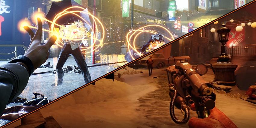 Ghostwire Tokyo e DEATHLOOP: nuovi trailer all