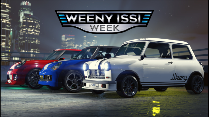 GTA Online: tributo alla Weeny Issi