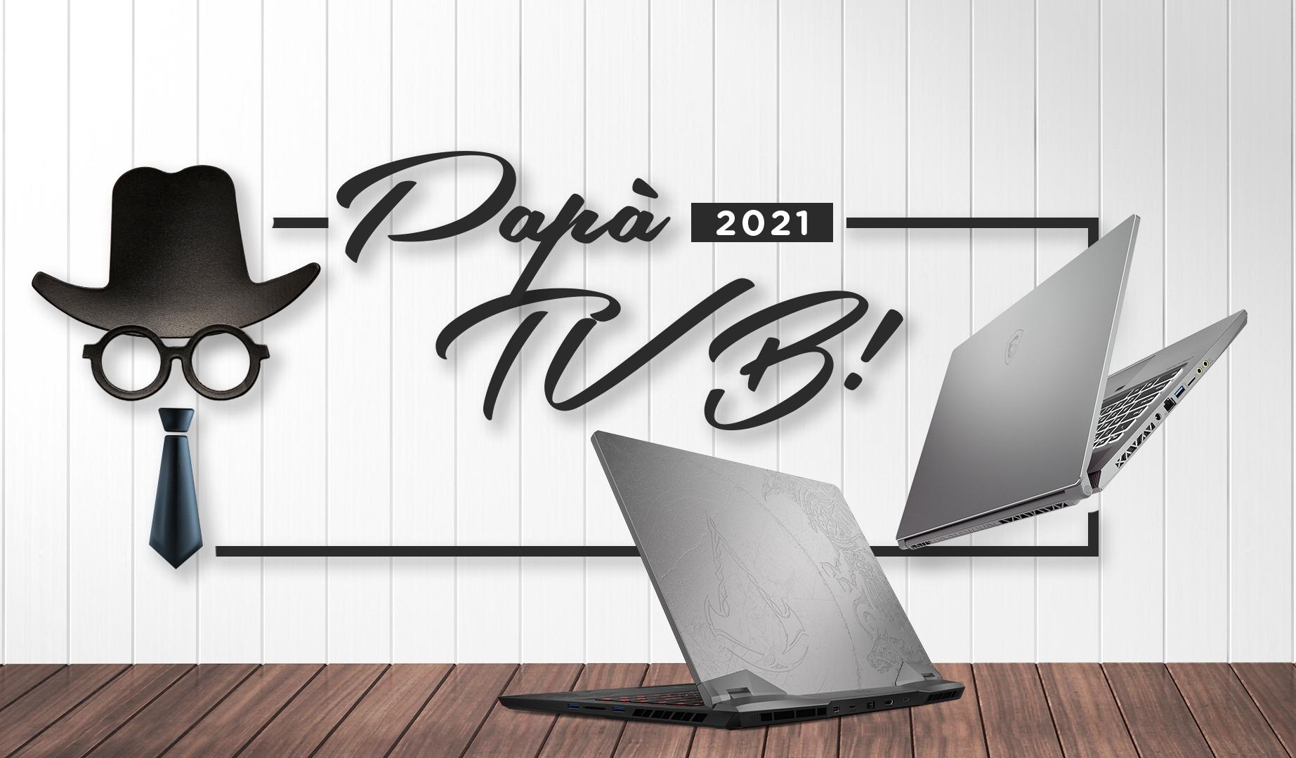MSI: laptop a condizioni davvero speciali per la festa Papà