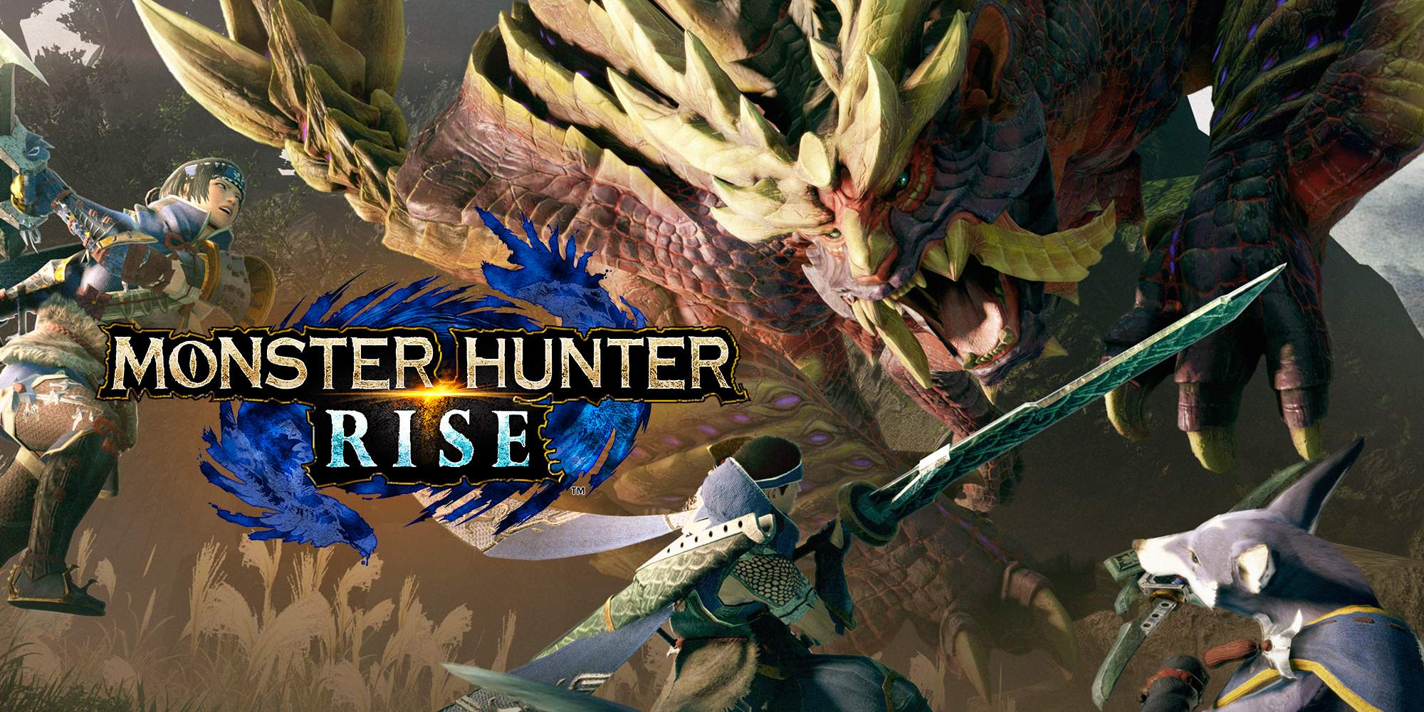 MONSTER HUNTER RISE DISPONIBILE ORA SU NINTENDO SWITCH