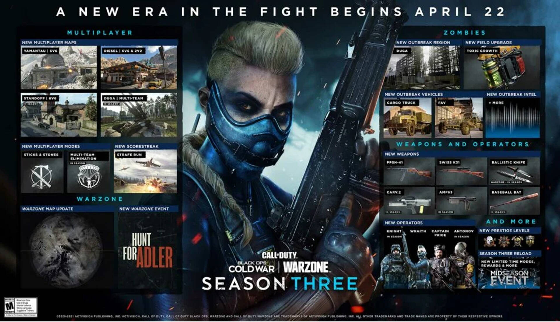 Call of Duty Warzone | Trailer Stagione 3