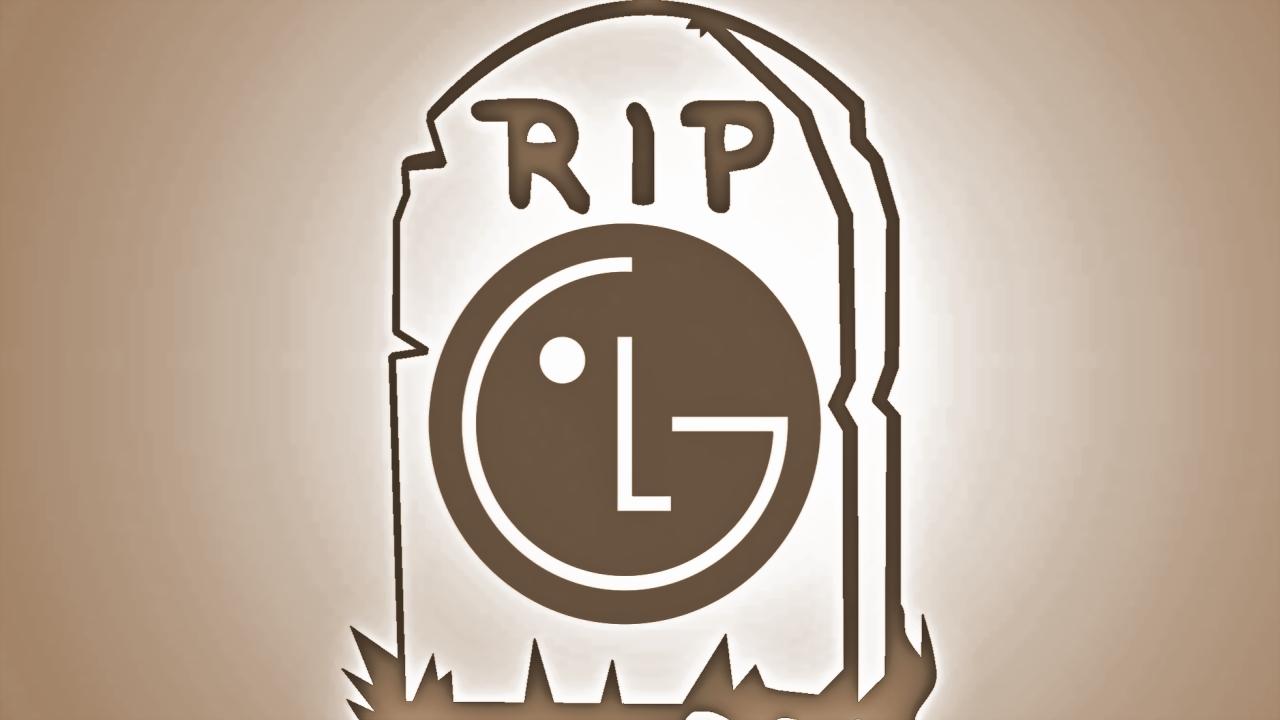 LG CHIUDE IL BUSINESS DELLA TELEFONIA A LIVELLO GLOBALE