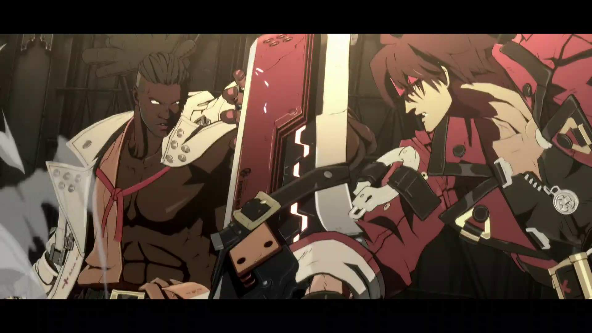 Guilty Gear -Strive- Story Mode trailer