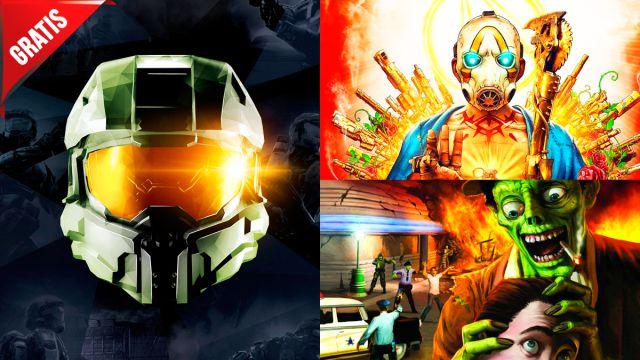 Giochi gratuiti e in saldo per questo fine settimana: Borderlands 3, Halo e altro