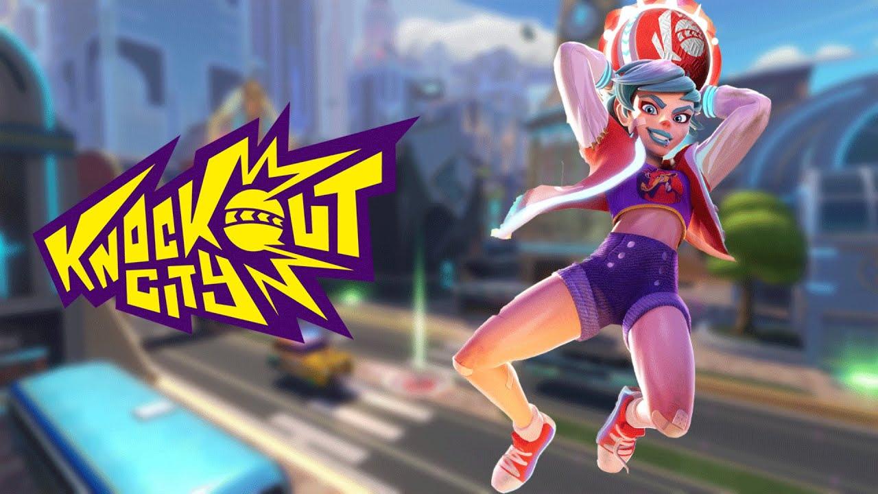 Knockout City: i membri EA Play e Xbox Game Pass Ultimate otterranno l'accesso illimitato il 21 maggio
