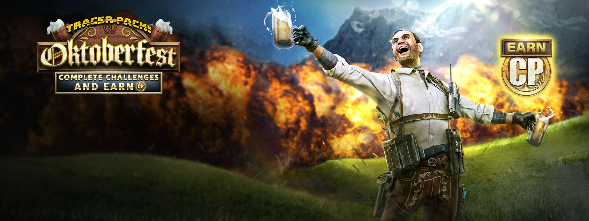 L'Oktoberfest arriva su Call of Duty