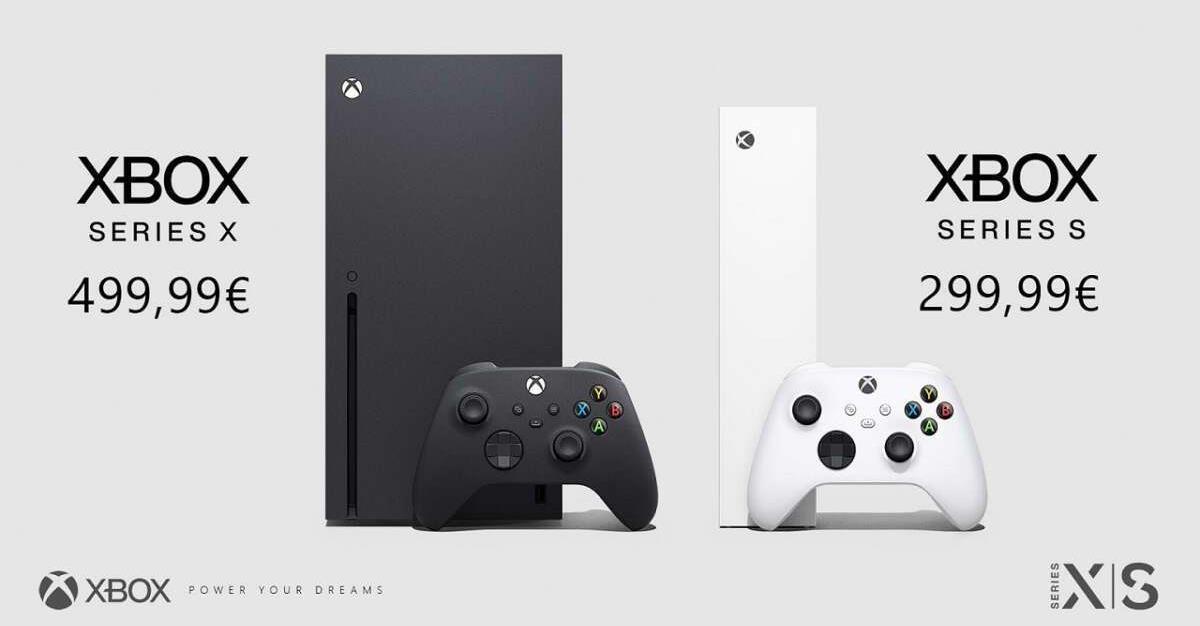 Microsoft apre ai pre-order di Xbox Series X Series S