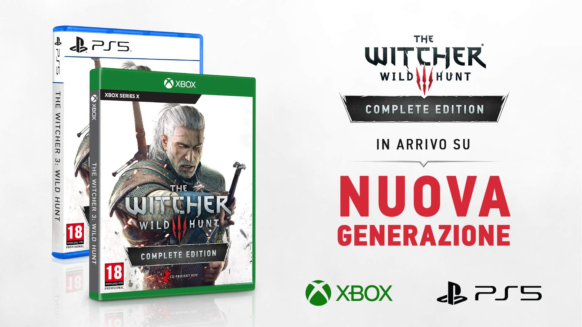 The Witcher 3: Wild Hunt arriva sulla Nex-Gen