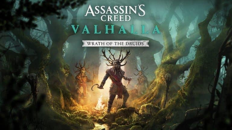 Assassin's Creed Valhalla, l'espansione L'Ira dei Druidi arriva il 29 aprile