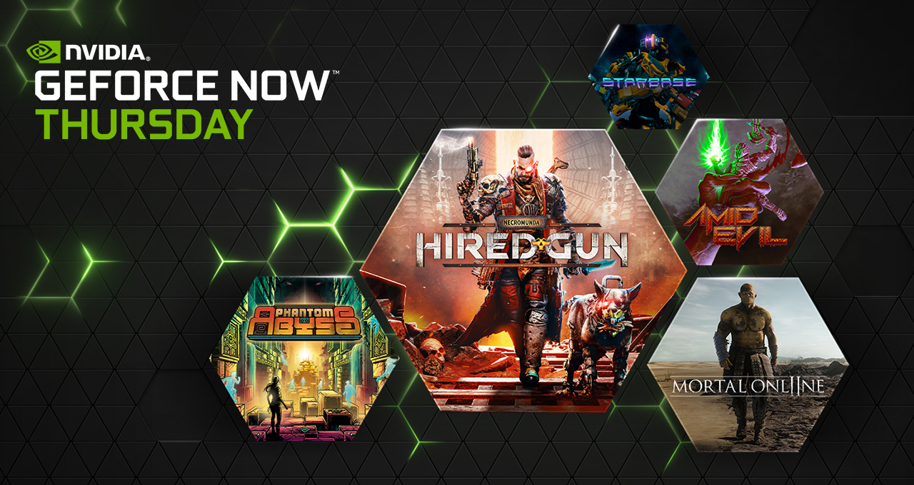 GeForce NOW: a giugno 38 nuovi giochi