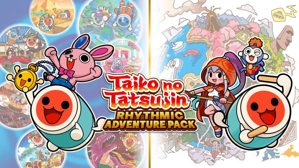 TAIKO NO TATSUJIN RHYTHM ADVENTURE story trailer