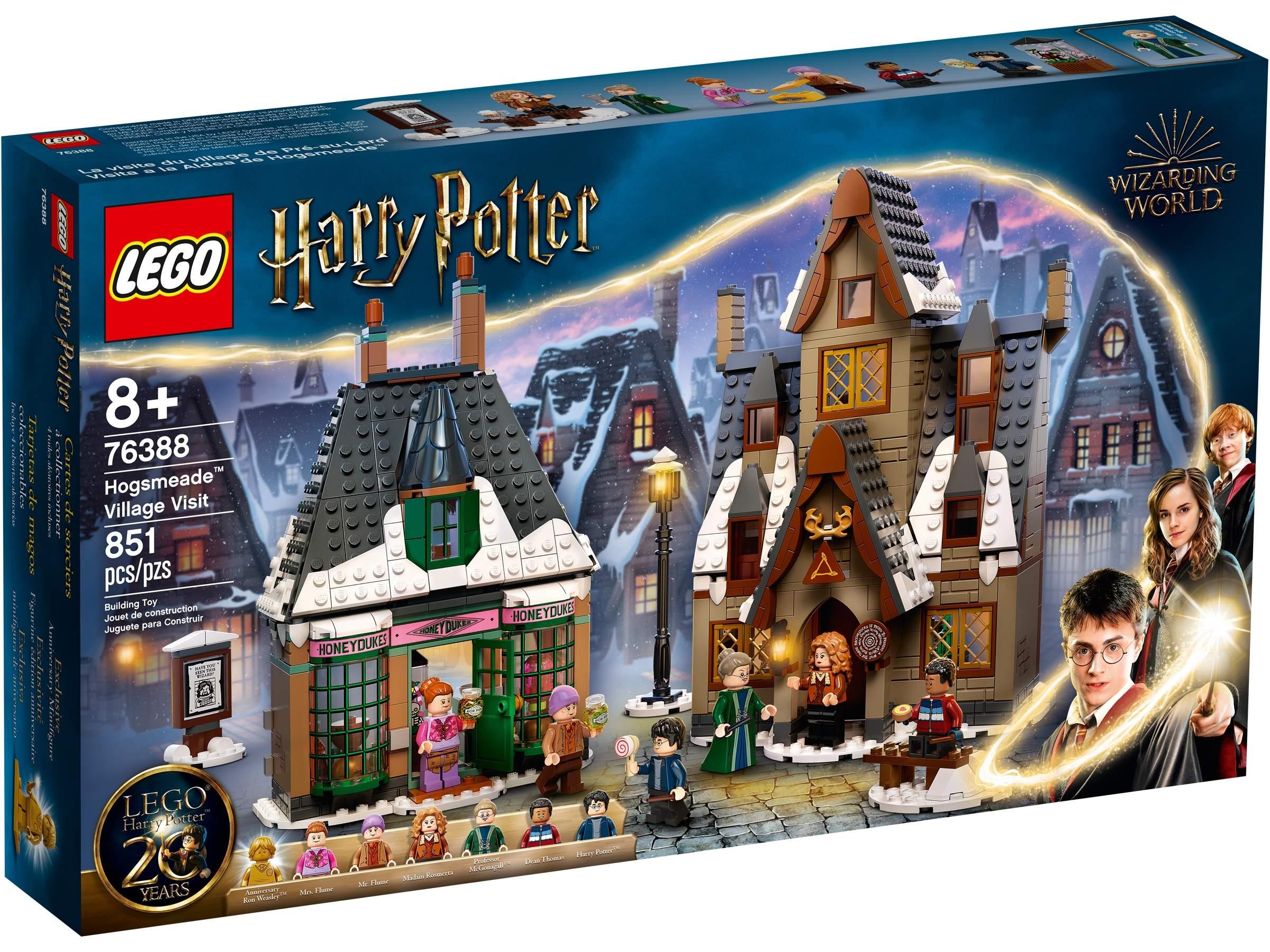 LEGO Harry Potter compie 20 anni: Neville Paciock ricrea le sue scene preferite usando i mattoncini