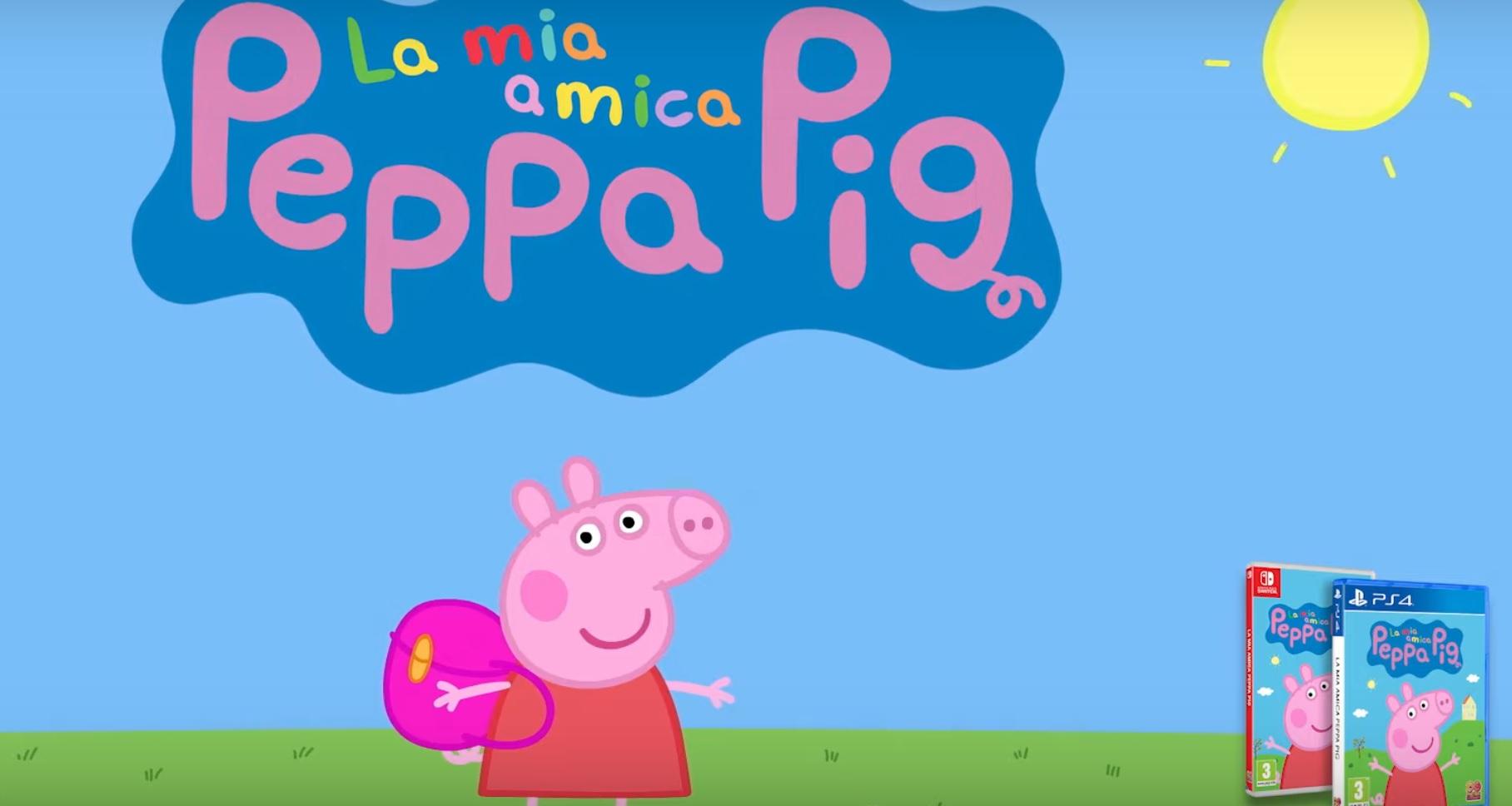 Peppa Pig - nuovo trailer