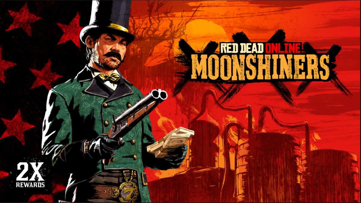RED DEAD ONLINE: bonus speciali Distillatore