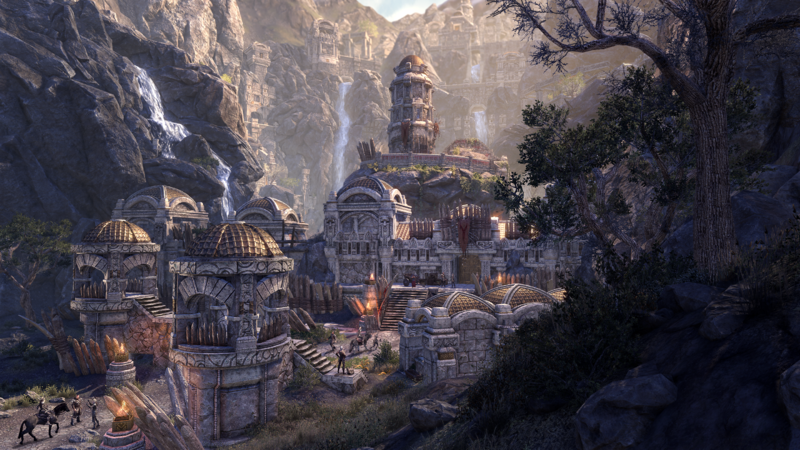 The Elder Scroll Online – Annunciato Markarth