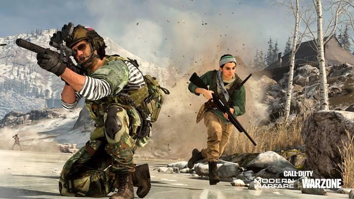 Call of Duty: Modern Warfare |Nuovi Operatori nella Stagione 6