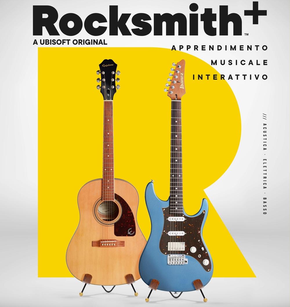 Rocksmith+ il futuro dell