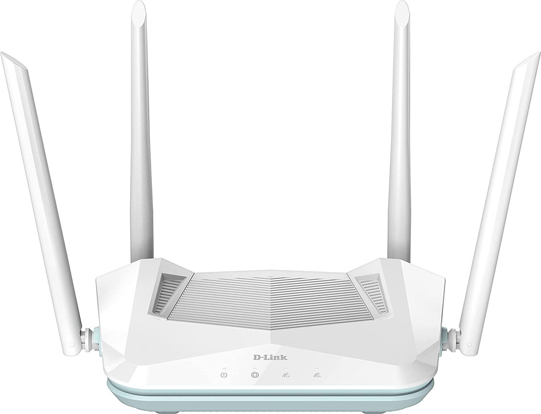 D-Link presenta il nuovo Router EAGLE PRO AI AX1500
