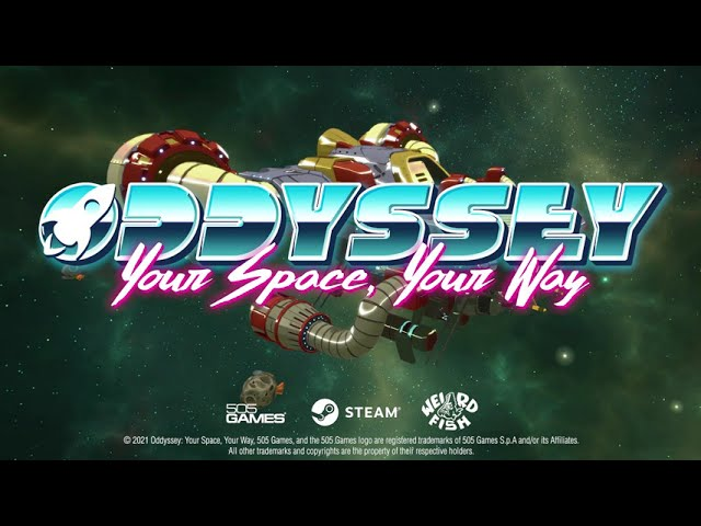 Oddyssey: Your Space, Your Way è in uscita prossimamente in Early Access su Steam