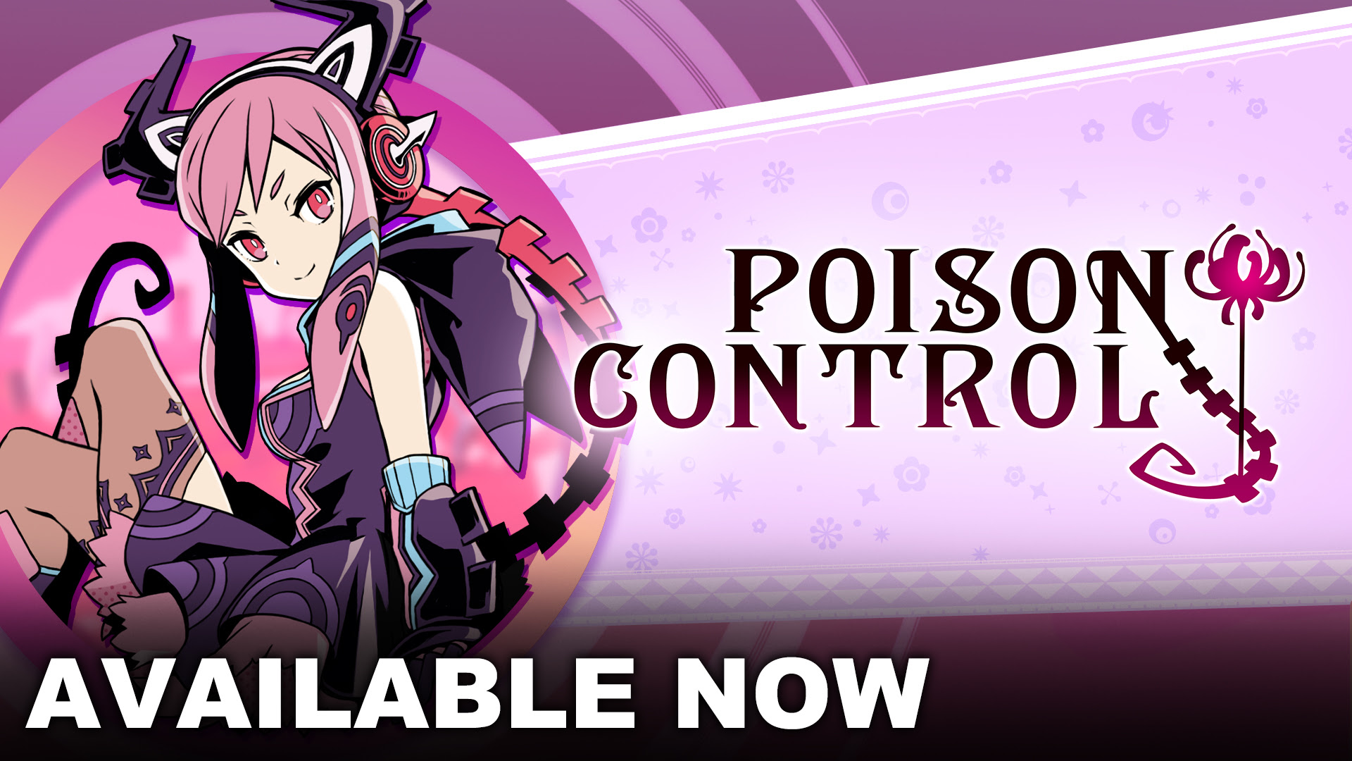 Poison Control disponibile per PS4 e Nintendo Switch