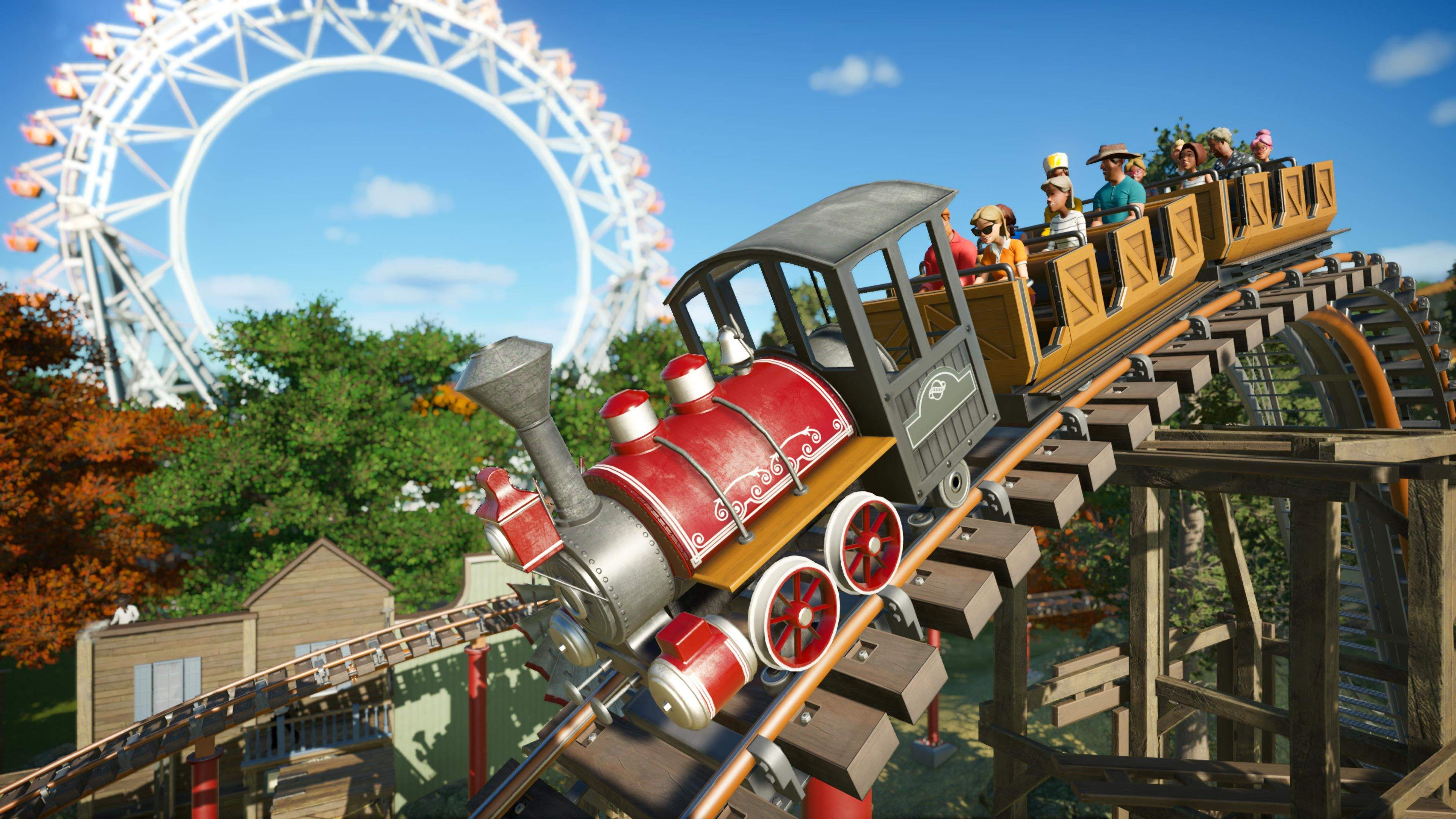 Planet Coaster: Console Edition è disponibile