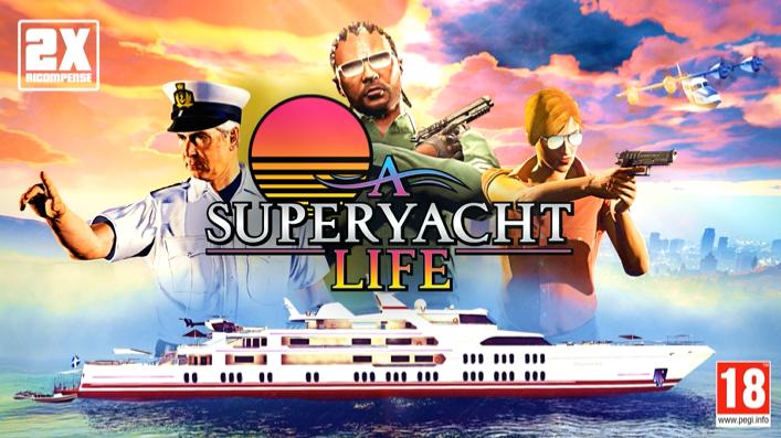 GTA Online: Vita da super yacht