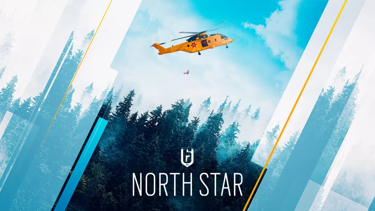 RAINBOW SIX SIEGE SVELA  LA STAGIONE 2 DELL'ANNO 6: NORTH STAR