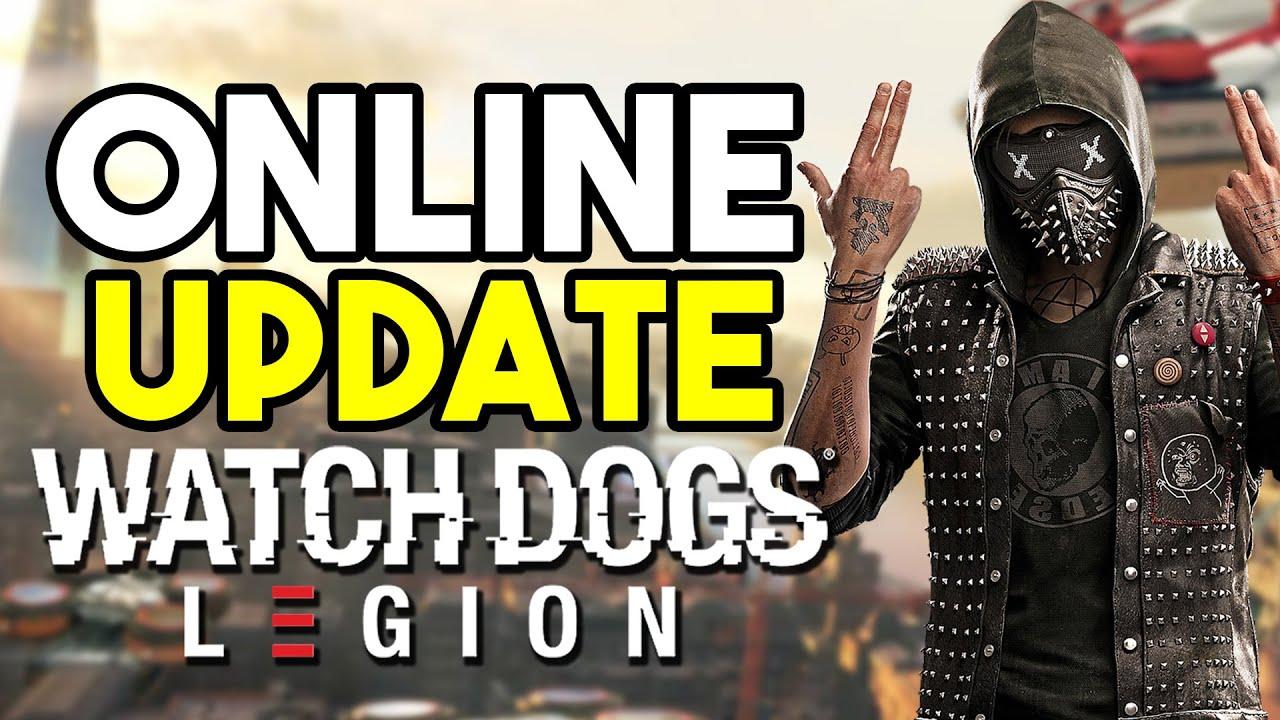 WATCH DOGS LEGION: LA MODALITÀ ONLINE SARÀ DISPONIBILE DAL 9 MARZO