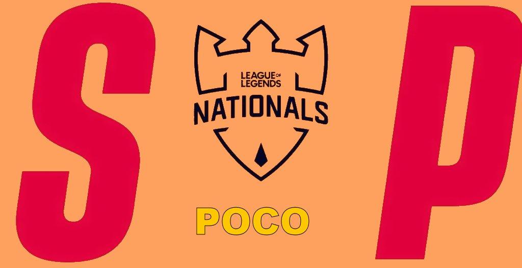 POCO Official Partner di League of Legends PG Nationals 2021